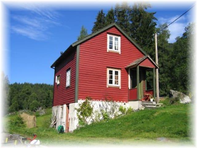 Vetlastovo - Raundalen - Voss - Voss - Haus