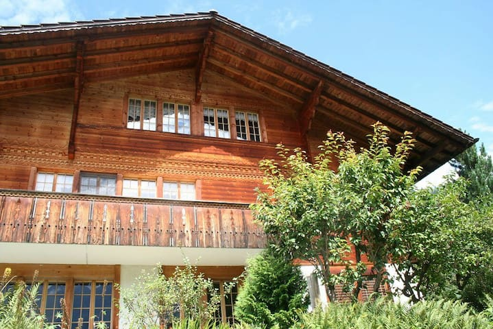 Apartment Chalet Alba, in Frutigen - Frutigen - Appartement