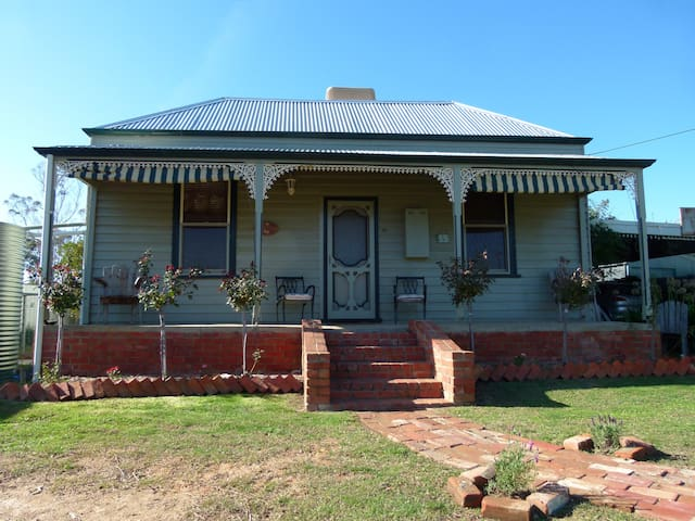 Warm and comfortable cottage - Maryborough - Dom