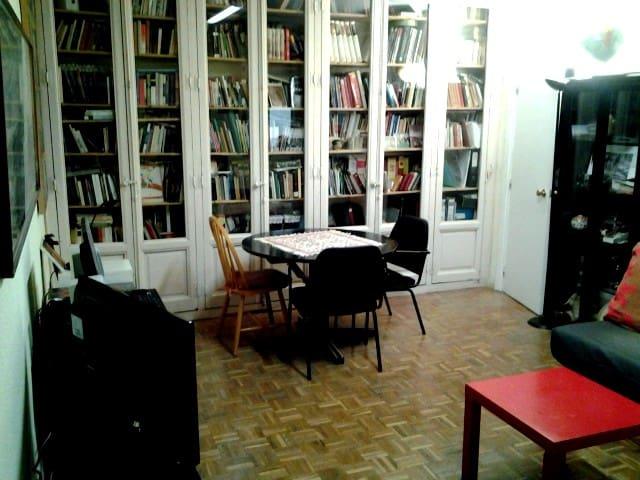 Apartamento de estilo bohemio - Madrid - Lejlighed