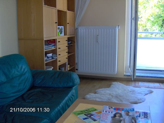 Fully furnished 2Room City App. FFO - Frankfurt an der Oder - Appartement