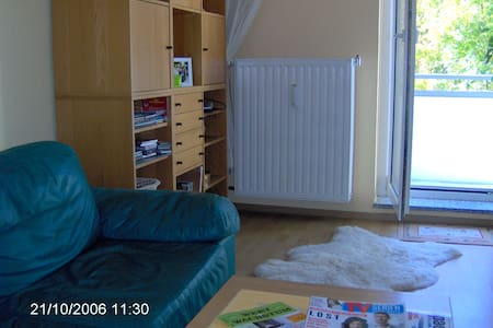 Fully furnished 2Room City App. FFO - Frankfurt an der Oder - Daire