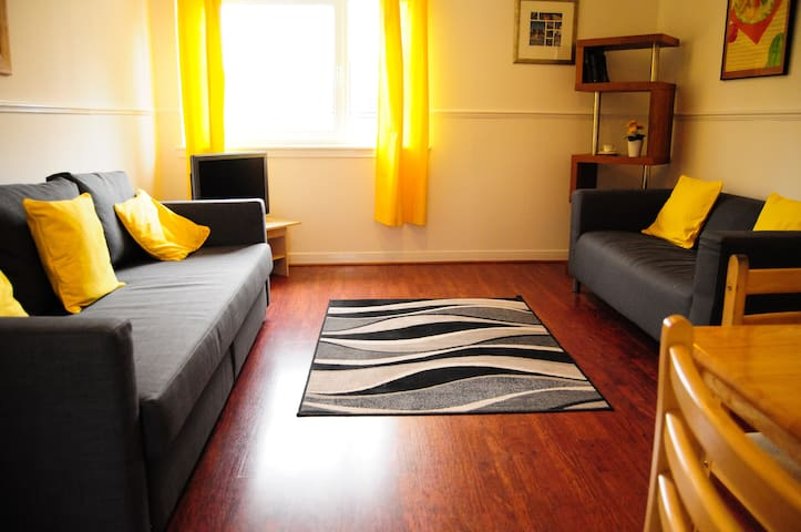 Glasgow Green Park Home