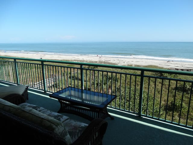 3,000 Sq Ft 3 BR OCEANFRONT Luxury Unit #501!