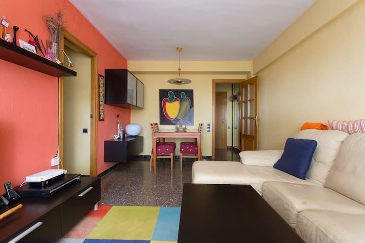 Habitacion en Bellvitge - L'Hospitalet de Llobregat - Apartment