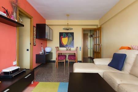 Habitacion en Bellvitge - Оспиталет-де-Льобрегат - Квартира