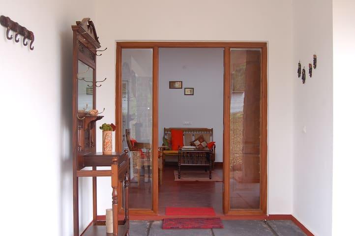 Wild life Getaway - mavanhalla - Huis