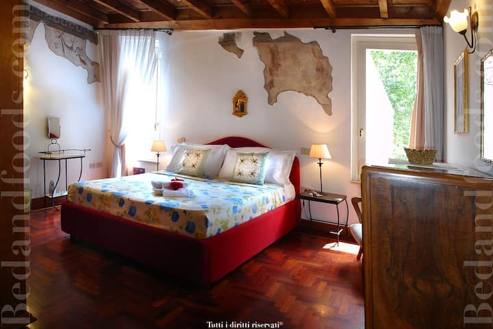 Alle Giostre low cost accomodation