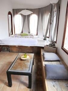 Casa Luna Lanzarote - Room 1 - Muñique Calle Trilla (Straßenende)