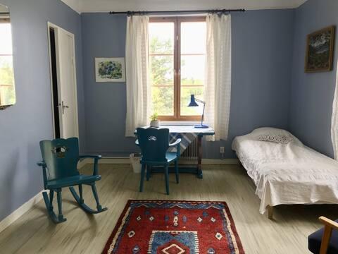Single Room at Guest House Öyegården