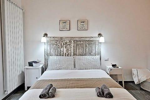 位于马泰拉的「A 'Terravecchia」度假屋阁楼