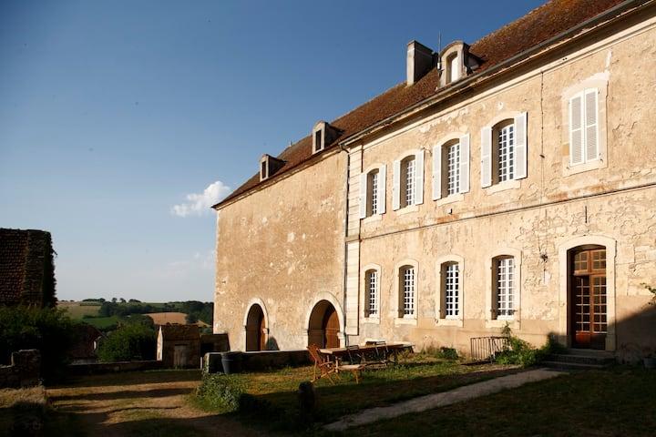 Gîte de l'Abbaye de Moutiers StJean