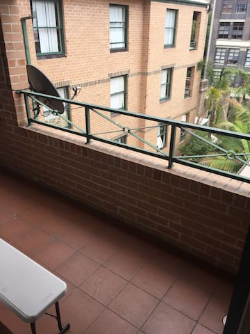 One bedroom 5 min walk to Central station - Chippendale - Pis