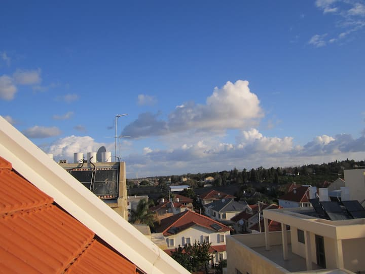 Netanya Israel 1 room apartment