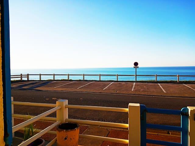 l'essentiel ,vue mer