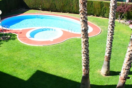 Nice apartment with pool - Cambrils