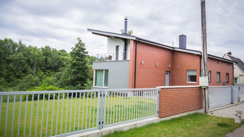 Quite house - Kaunas - Huis