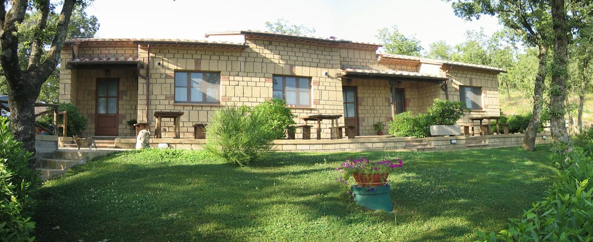 HOLIDAY HOUSES  TERME DI SORANO - Montesorano - Casa