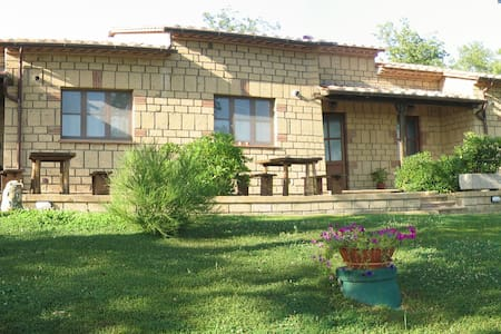HOLIDAY HOUSES  TERME DI SORANO - Montesorano