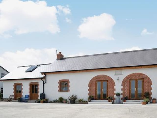 The Coach house, recent conversion - Carmarthen - House