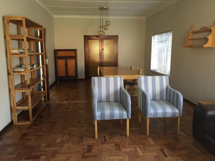 Modernised 4 bedroom house in the North of Bloem