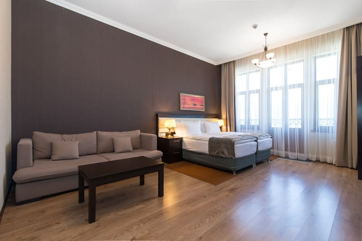 Новые апартаменты в Горки-Город (2) - Estosadok - Appartement