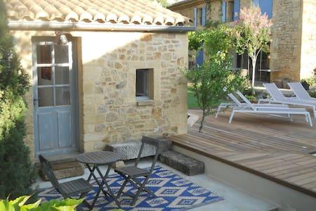 Chambre 3 : La chambre du Mazet - Vers-Pont-du-Gard - Hus