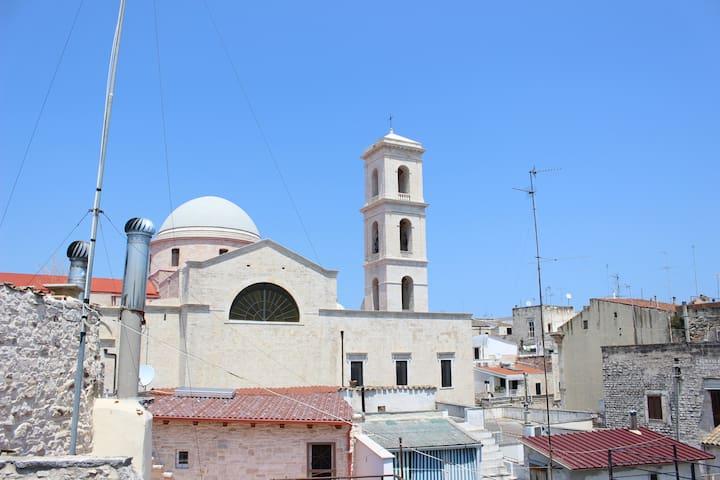 Casa centro storico con terrazza - Terlizzi - Lakás
