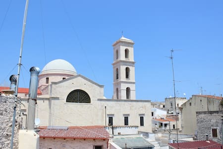 Casa centro storico con terrazza - Terlizzi