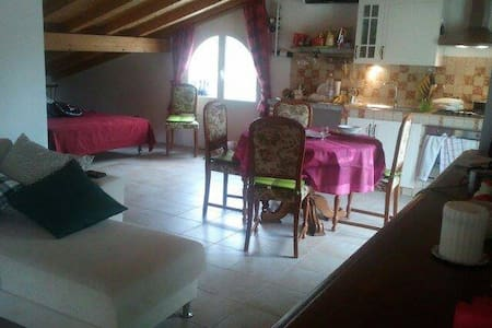 Accogliente mansarda a Sarola - Sarola - Wohnung