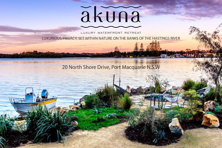 Akuna Luxury Waterfront Retreat: Akuna River Suite