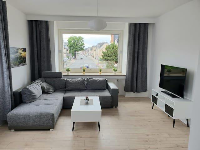 Top voll ausgestattete 85 m² Ferienwohnung