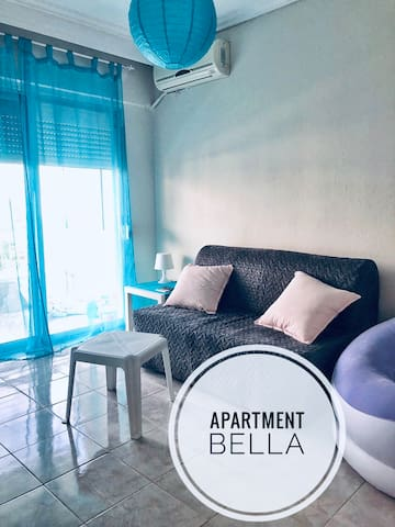 FREE PARKING 200m FROM BEACH APARTMENT BELLA
