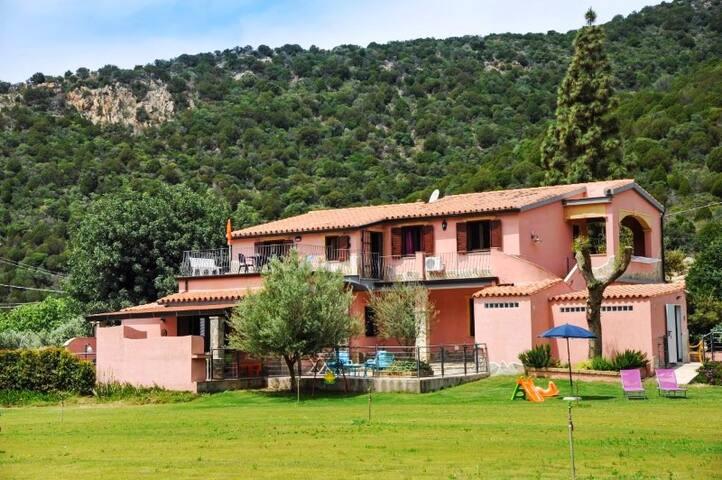 CHIA - house with garden near to all services - Domus de Maria - Apartment