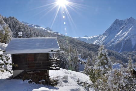 New on Airbnb: amazing views - The Little Bear