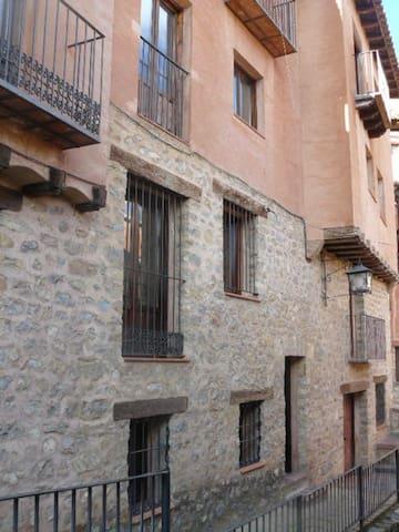 Casa casco historico Albarracin