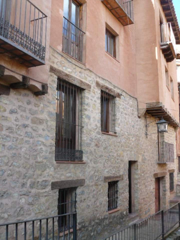 Casa casco historico Albarracin