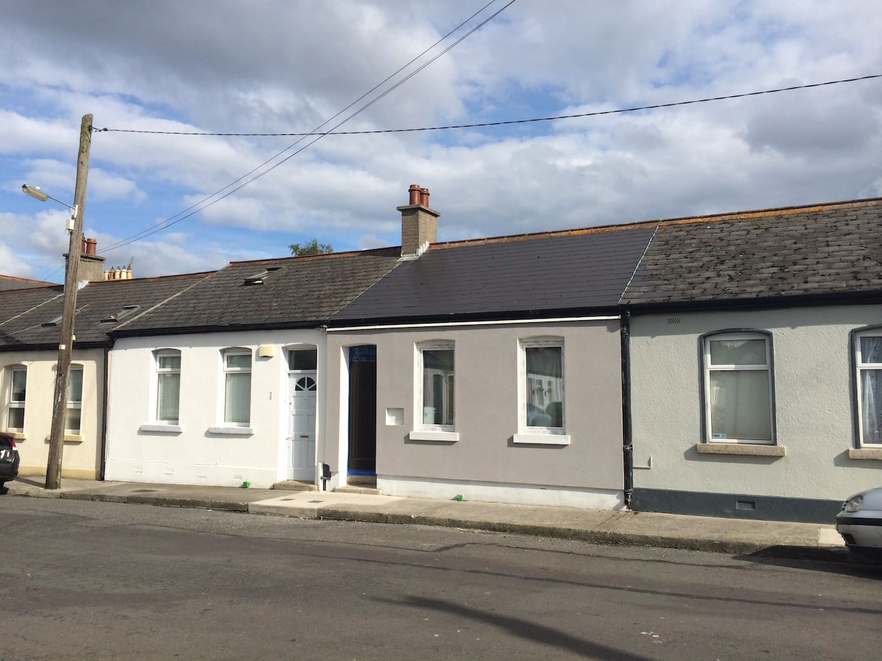 ardglass ireland in cottages the to irish dublin sea rent by daef