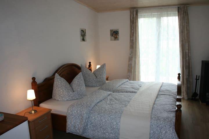 Apartment auf dem Reiterhof