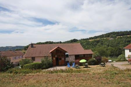 Chambres d'hôtes chez Isabelle et Philippe. - Girmont-Val-d'Ajol - Huoneisto