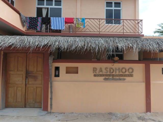 Rasdhoo Island Inn Beachfront - Rasdhoo - Appartement