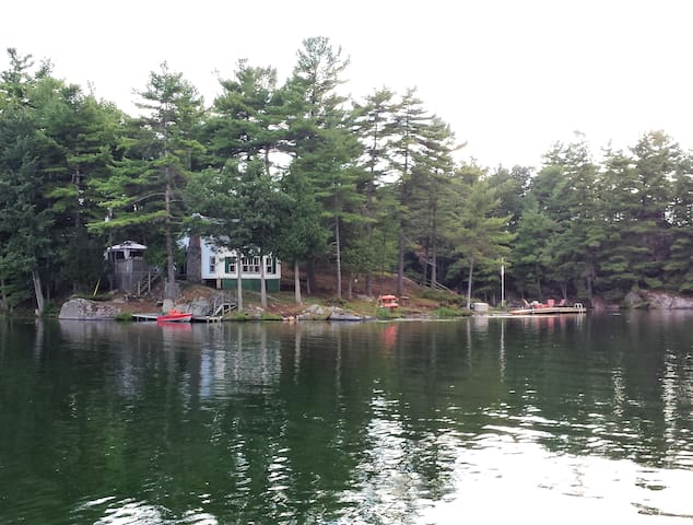 Great Cottage for Awesome Fishing & Swimming