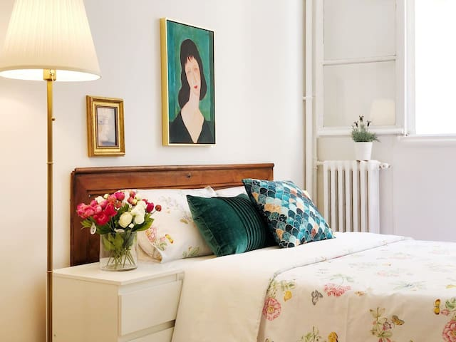 ♥♥♥Charming studio just next to the Eiffel Tower