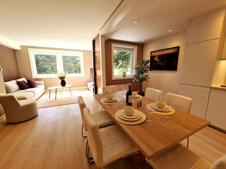 ★Bright And Modern Apartment Near Center, 85 m2, Fully Equipped, Free Parking