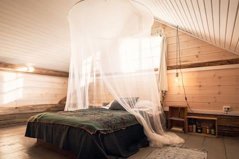 Rosbacka Barn - rustična povijesna avantura