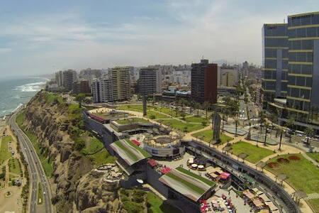 The Best Area Of Miraflores!  (Very touristic) - Distrito de Lima - 公寓