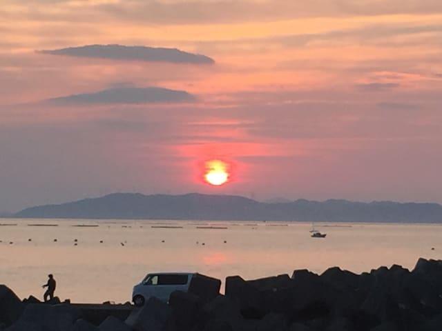 Ōberuju Narutoオーベルジュ鳴門  男木島観光、鳴門渦潮観光、大塚国際美術館に最高の立地