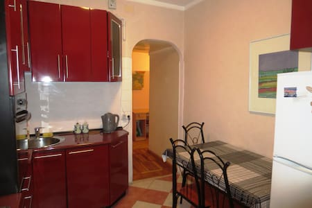 Cosy apartment in the centre of Yerevan - Yerevan - Apartment