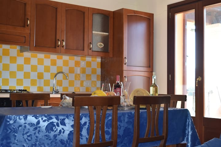casa vacanza valledoria - Valledoria - Appartement