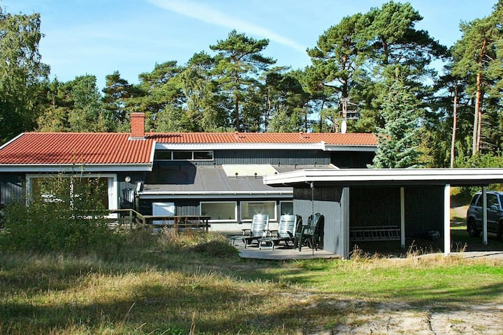 Sprawling Holiday Home in Nexø with Indoor Swimming Pool
